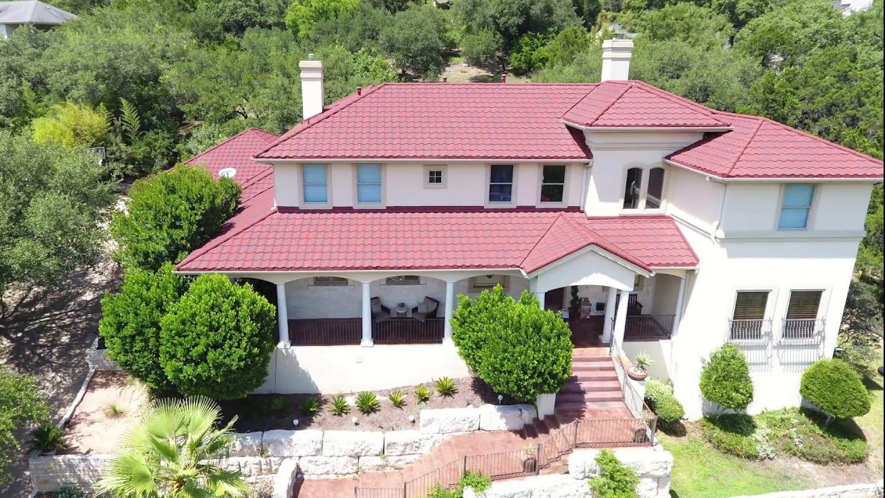 Gerard Stone Coated Steel Roof - Looks Like Tile - YouTube
