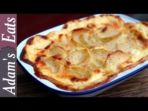 How To Make Dauphinoise Potatoes | Pommes Dauphinoise