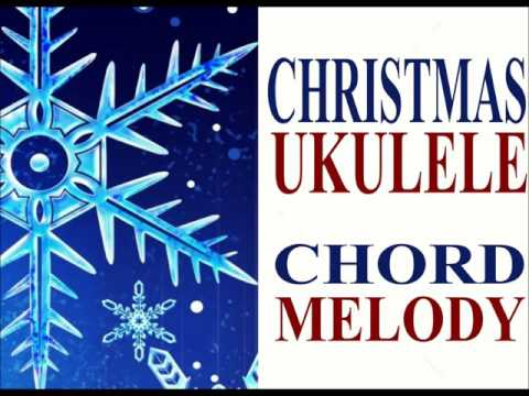 UKULELE MIKE LYNCH CHRISTMAS CHORD/MELODY EBOOK 33 Songs in Easy to Play Easy to Read format