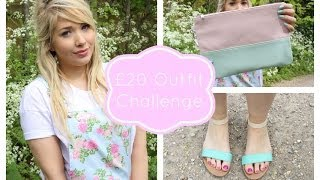 £20 Outfit Challenge - Spring | Away with the Fairies Thumbnail