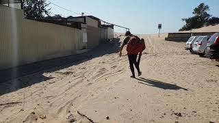 #АНАПА. Погода. 11.10.2018 #Джемете пер. Туристический - кривой проход -Спасибо за ДОНАТ