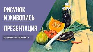 Обучение живописи взрослых в Москве | Как нарисовать человека | 12+
