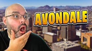 Avondale AZ Tour