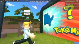 ROBLOX what is this pokemon