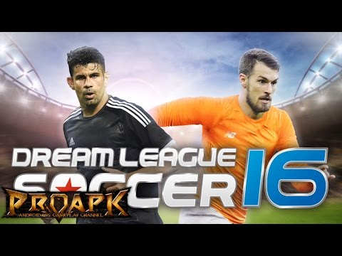 Dream League Soccer 2016 Gameplay IOS / Android