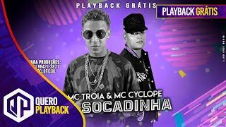 Baixar MC TROIA & MC CYCLOPE - SO SOCADINHA (PLAYBACK) VERSÃO DJ DIOGO LEAO