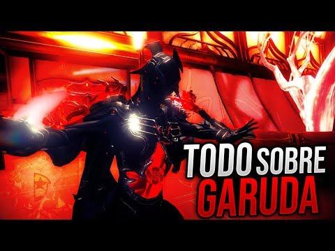 Warframe | Todo sobre Garuda | ¡Muerte instantánea! ¿Endgame? | Warframe español thumbnail
