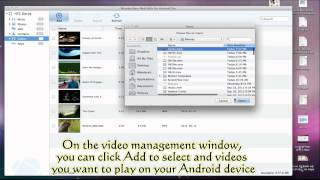 How to Import and Export Video from and to Android on Mac