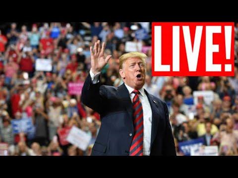 ? LIVE RALLY: Trump Speech at MASSIVE Speech in Valdosta Georgia