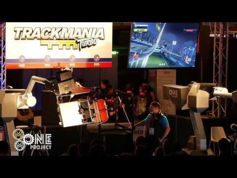 MMone Gameplay @ Paris Games Week