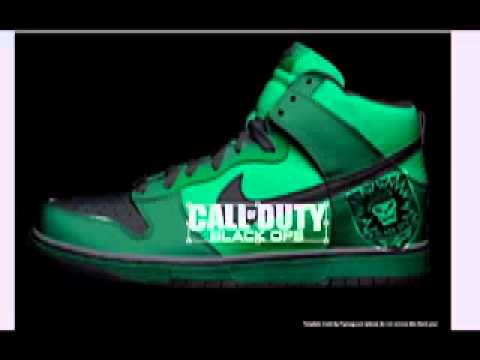 Black Ops Shoes