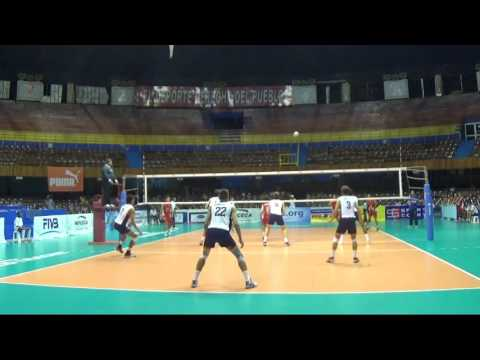 BYNT USA vs Costa Rica Pool Play Match #2 NORCECA CHAMPIONSHIPS 2016