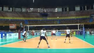 BYNT USA vs Costa Rica Pool Play Match #2 NORCECA CHAMPIONSHIPS 2016