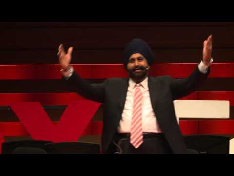 Changing perceptions -- from Sikh to superfan | Nav Bhatia | TEDxToronto