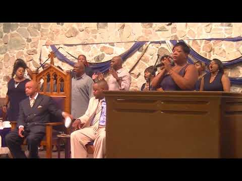 New Salem Pastor Jerry McAfee 8-27-17