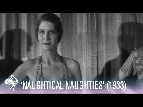 swimsuit-show-'naughtical-naughties'-(1933)-|-vintage-fashions
