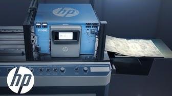 HP OEM FI-1000 For Specialty Packaging | HP Print | HP