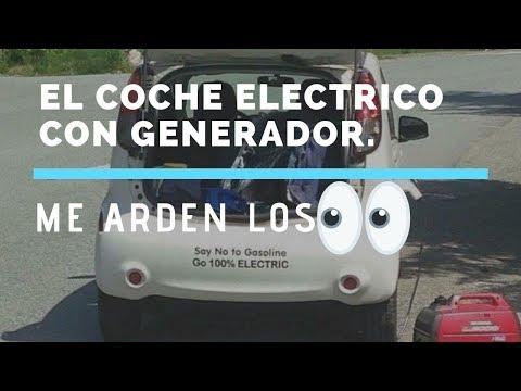 OFFGRIDER TV-El Coche Electrico Con Generador-Jose Luis Tejero.