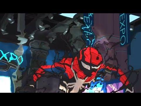 Человек паук мультик 2017 9 серия