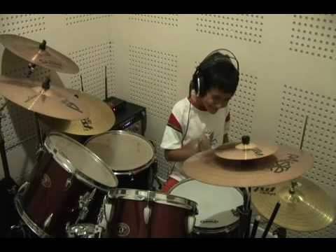 Kuburan Band - Lupa Lupa Ingat (Drum Cover)