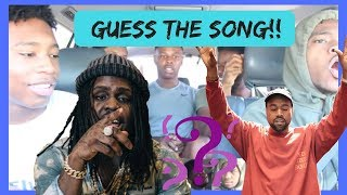 Guess The Song Challenge While DRIVING