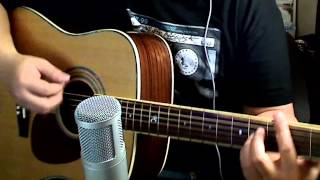 (Chords linked in description) Sorry that I went AWOL for a while, ...