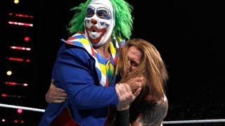 Doink the Clown vs. Heath Slater: Raw, July 2, 2012