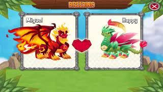 Dragon City Farm Island All Dragons Reviews Episode 1