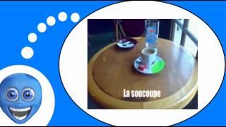 Французского видео урок = В кафе