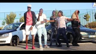 Young Leo King- So Com os Meus Niggas[Video Oficial](WantedBoys)2015