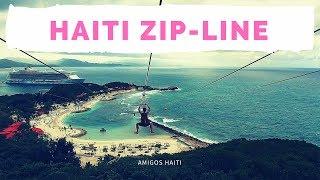 HAITI - NAJLEPSZY ZJAZD TYROLKĄ NA ŚWIECIE