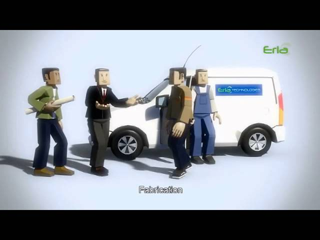 Erla Technologie - Station service privée: société et solutions