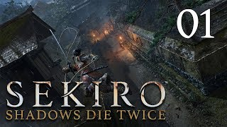 Sekiro: Shadows Die Twice - Let's Play Part 1: The Wolf