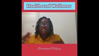 🌱💦 Health, Wellness and Fitness 🌱💦