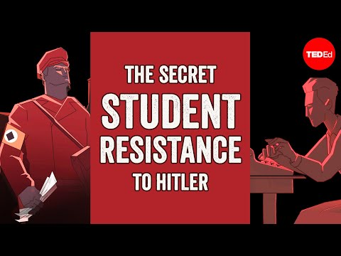 Video image: The secret student resistance to Hitler - Iseult Gillespie