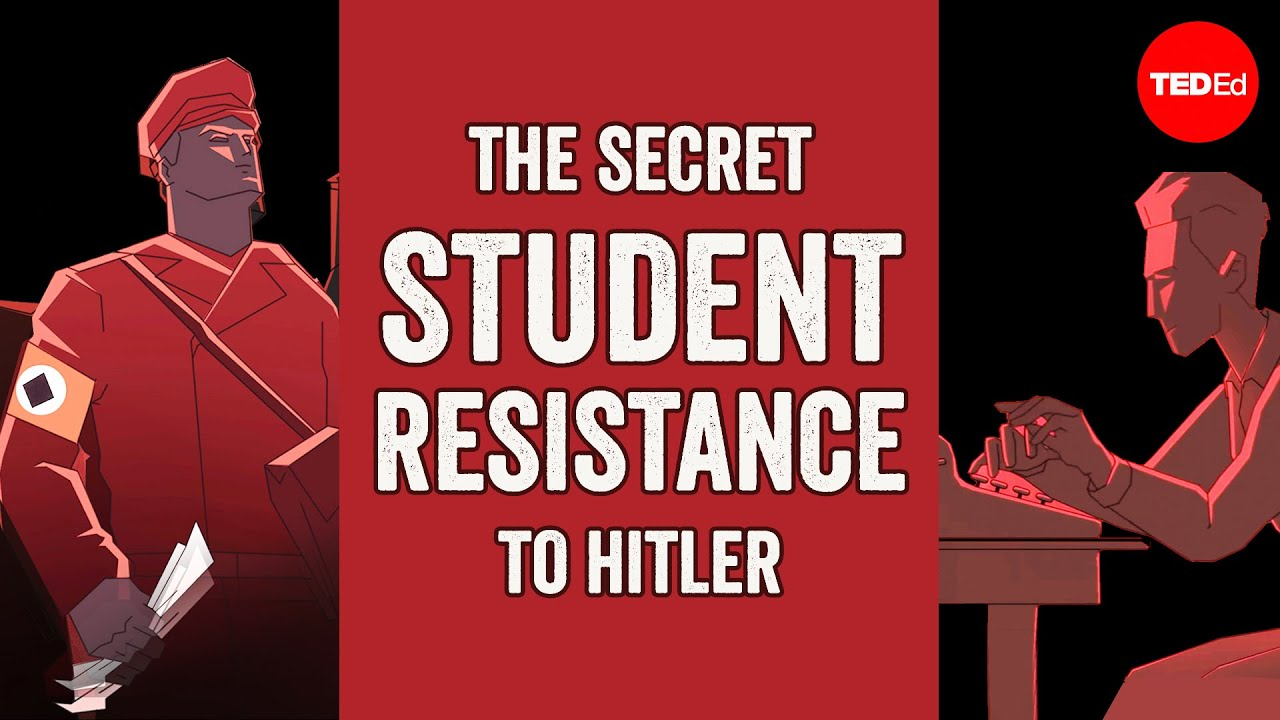 The secret student resistance to Hitler - Iseult Gillespie