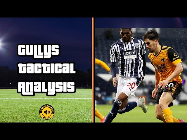 WBA 1-1 Wolves - Vitinha Masterclass | Gully's Tactical Analysis