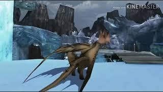 Загадочные драконы кпд (песчаный призрак)