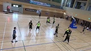 19년 시장기 농구대회 직장부 태양정공 vs 미포조선 …