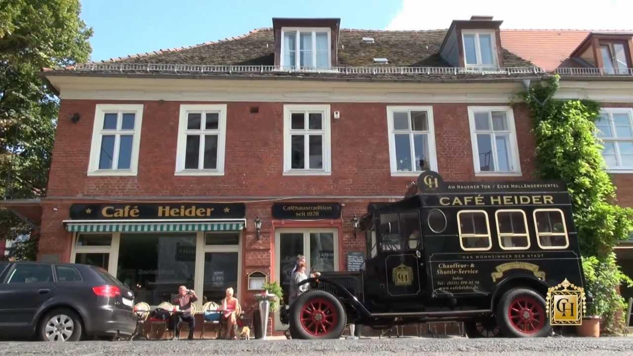 Café Heider Youtube
