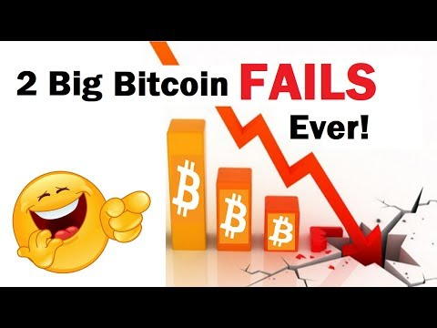 The 2 Biggest FAILS in Cryptocurrencies