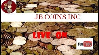 LIVESTREAM SURPRISE OPENING AND GIVEAWAYS VDB PENNY AND INDIAN HEAD PENNY AND MORE