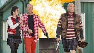 R.E.D. 2 (Bruce Willis, John Malkovich, Helen Mirren) | Trailer & Filmclips german deutsch [HD]