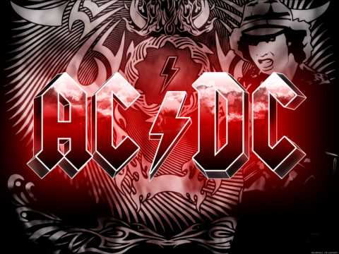 ACDC  Thunderstruck High Quality