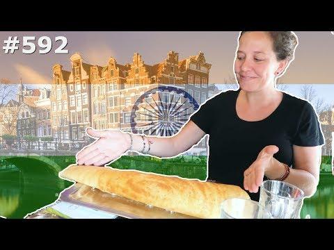 BEST INDIAN FOOD IN AMSTERDAM WEEK 592   TRAVEL VLOG IV