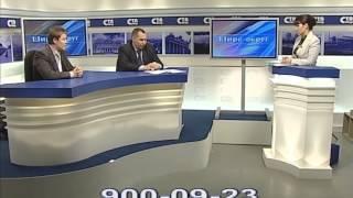 """Тригнин В.Г. и Собенин А. А. в телепередачи """"Шире округ"""" на телеканале Север ТВ"""