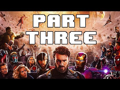 The Marvel Cinematic Universe - All Movies Reviewed And Ranked (Pt. 3)