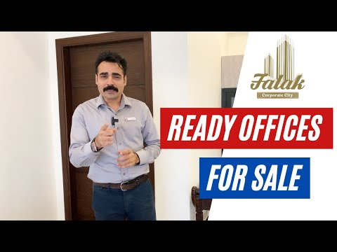 Own your Office in Karachi with just 30% Down payment