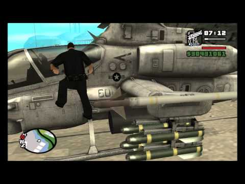 GTA: San Andreas - CLEO Mod Showcase Part 1