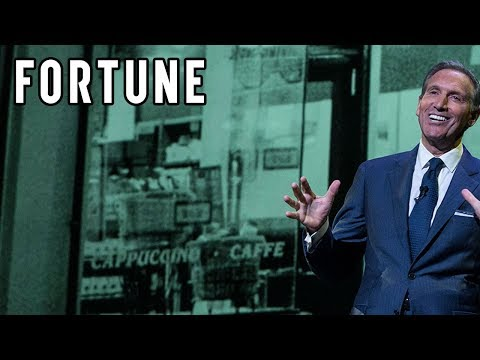 Starbucks' Howard Schultz Exploring an Independent 2020 Presidential Bid I Fortune
